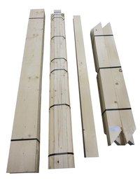 Hoe werkt een steigerhout doe het zelf bouwpakket?
