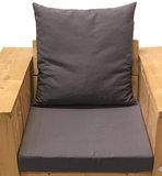 Kussens voor steigerhout stoel