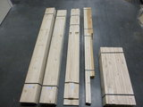 bouwpakket kajuit bed steigerhout