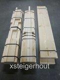 bouwpakket steigerhout bureau