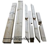 Bouwpakket salontafel industrieel steigerhout