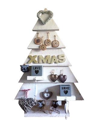 Kerstboom Steigerhout bouwpakket