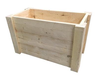 Plantenbak steigerhout bouwpakket 2