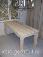 Tafel steigerhout