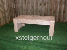 Lounge tafel steigerhout